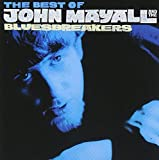 The Best Of John Mayall - Bluesbreakers by Eric Clapton (1998-01-27)