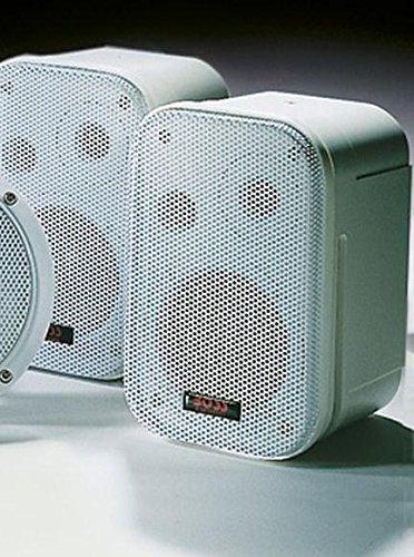 Lautsprecher für Dampfbad und Sauna für die Wandmontage