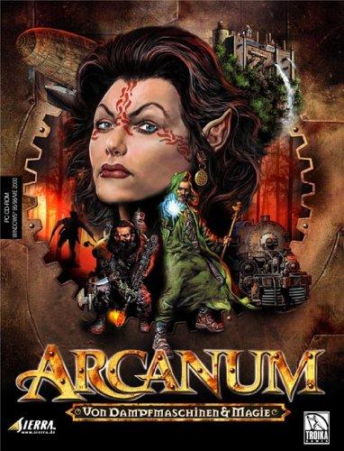 Arcanum: Von Dampfmaschinen und Magie