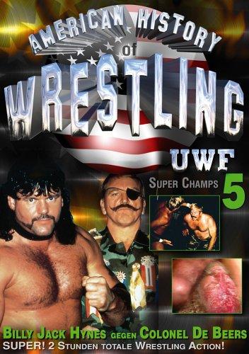 American History of Wrestling - UWF 5