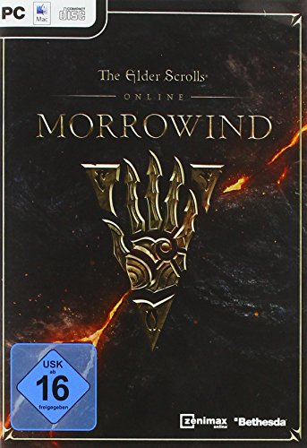 The Elder Scrolls Online: Morrowind [PC] (Elder Scrolls Online-pc)