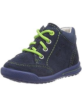 Superfit AVRILE MINI 700374, Baby Jungen Lauflernschuhe, Blau (NIAGARA KOMBI 94)