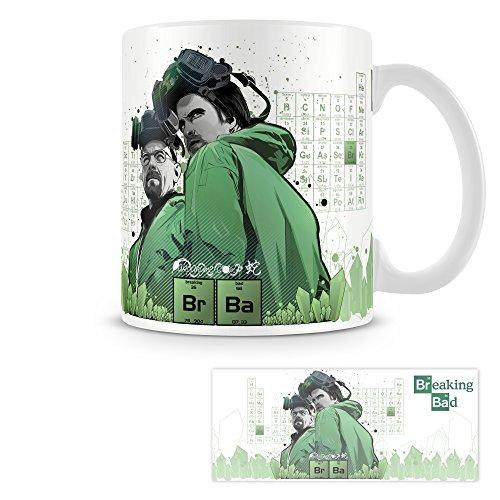 Tazza MUG Breaking Bad - Walt & jesse tazza da thè e caffè in ceramica