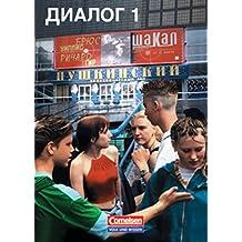 Dialog - Bisherige Ausgabe: Dialog, Neubearbeitung, Bd.1, Lehrbuch für Anfänger