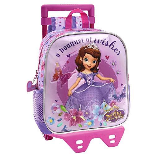 Disney 24120M1 Sofia Wishes Mochila Infantil, 5.75 Litros,...