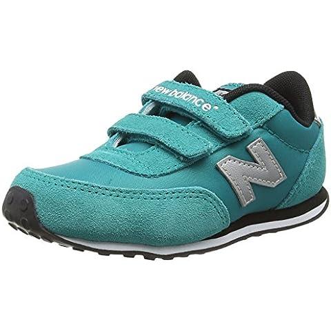 New Balance KE410 Kids Lifestyle Velcro - Zapatillas de deporte para bebés niñas