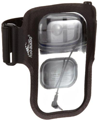 H2O Audio WB1-BK Amphibx Fit wasserdichtes Armband für Apple iPhone und MP3 Player