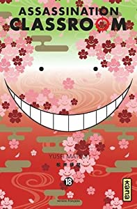 Assassination Classroom Edition simple Tome 18