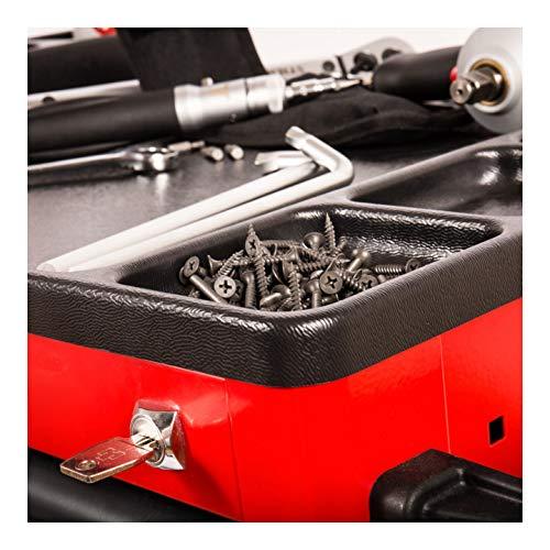 STIER Werkstattwagen leer mit Kunststoffabdeckung - 2
