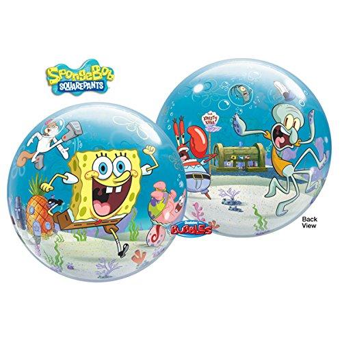 Unbekannt Spongebob & Friends, Single Bubble Ballon