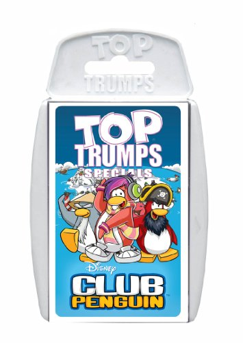Top Trumps Club Penguin