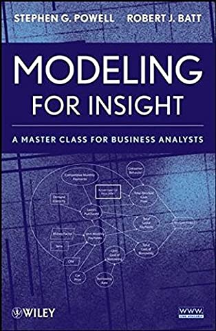 Modeling for Insight: A Master Class for Business Analysts