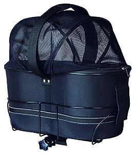 Trixie Front Box Pro Sac/Panier de Transport Vélo en Polyester pour Chien