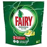 Fairy All In One Lemon Geschirrspülen Tablets–67Stück