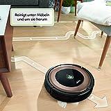 iRobot Roomba 895 Staubsaugroboter für Tierhaare – Der praktische Haushaltshelfer - 8