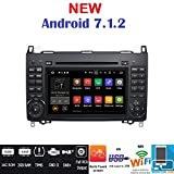 Android 7.1GPS DVD USB Autoradio 2Din NAVI Mercedes B-Klasse W245/A-Klasse W169/Sprinter/Vito/Viano/B200/B150/B170/A180/A150/Crafter/LT3