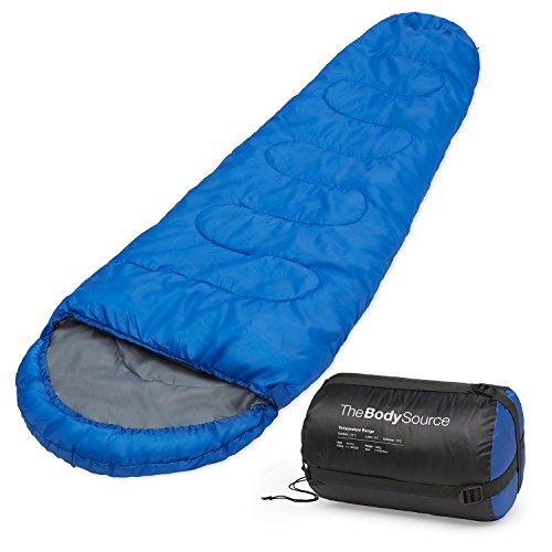 Preisvergleich Produktbild Professional 300 Mumien-Schlafsack für 3 - 4Saisons für Camping, Wandern, Aktivitäten im Freien
