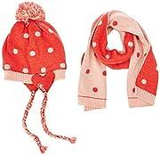 Chicco - Set 2 pz cappello-sciarpa tricot misto lana