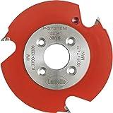 LAMELLO 132141 HW-Nutfräser zu Zeta P2 100 x 7 x 22 mm