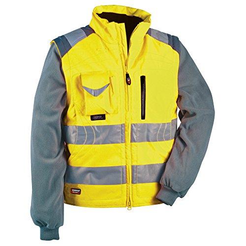 cofra-warnschutz-fleecejacke-2-in-1-signal-v023-0-00-grosse-58-40-00v02300-58