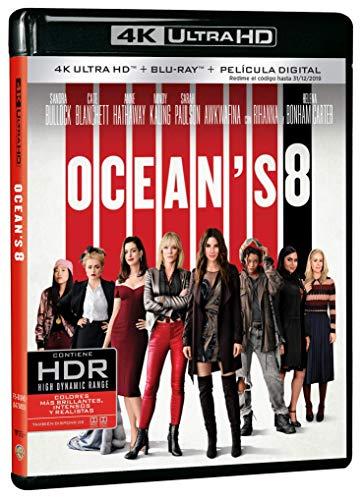 Ocean'S 8 Blu-Ray Uhd [Blu-ray]