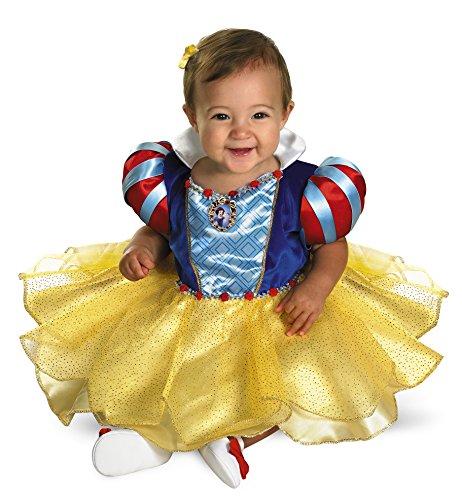 Kostüm Ballerina Schneewittchen Disney - Disguise 50487DI Disneys Schneewittchen Infant Ballerina Kost-m