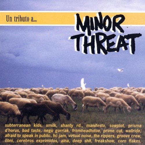 Straight Edge - Minor Threat-straight Edge