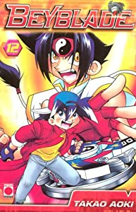 Beyblade Edition simple Tome 12