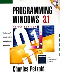 Programming Windows 3.1 by Charles Petzold (1992-09-01)
