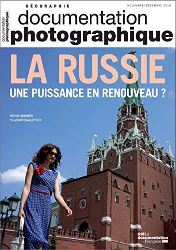 La Russie. Une puissance en renouveau ? par  Kevin Limonier, Vladimir Pawlotsky
