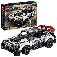 Lego Technic Uygulama Kumandalı Top Gear Ralli Arabası Yarış Oyunu Yapım Seti, 463 Parça