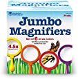 Learning Resources Jumbo Magnifiers (Set of 6)