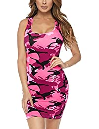0e92df5e0b32c Suchergebnis auf Amazon.de für: camouflage kleid - Pink / Kleider ...
