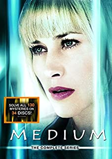 Medium - Complete Seasons 1-7 [DVD] (B007Q1GJO2) | Amazon price tracker / tracking, Amazon price history charts, Amazon price watches, Amazon price drop alerts