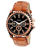 Matrix Analog Black Dial Men's Watch-WCH...