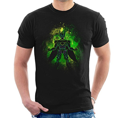 lhouette Men's T-Shirt (Dragon Ball Z Cell Shirt)
