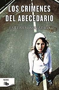 Los crímenes del abecedario par Esteban Navarro