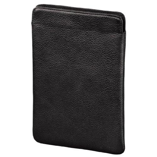 Hama Sleeve Slim (geeignet für Motorola Xoom, Leder) schwarz