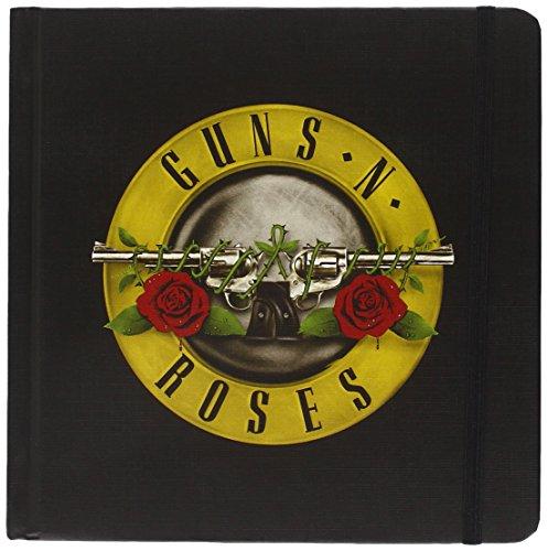 Guns N Roses Notebook: Classic Logo (Harte Rückseite)