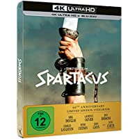 Spartacus 4K UHD limited Steelbook