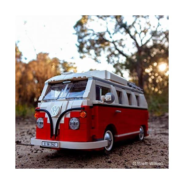 LEGO Volkswagen T1 Camper Van 3 spesavip
