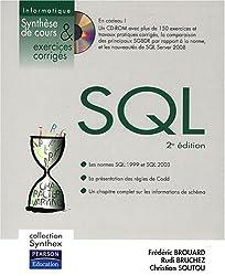 SQL (1Cédérom)