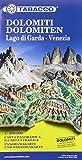 Dolomites / Lake Garda / Venice Road and Panoramic Map 2015: TAB.MB.02