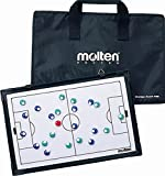 molten Tacticboard Football - 30,5 x 45 cm including carry bag, magnets and pens