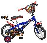 Toimsa Children\'s Bicycle 1218EN71–Licensed Blaze and Monster Machines 12Inch 3–5years