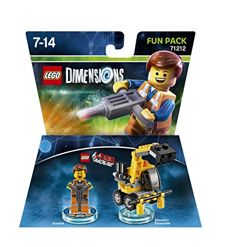 Warner Bros Interactive Spain (VG) Lego Dimensions - Figura Emmet