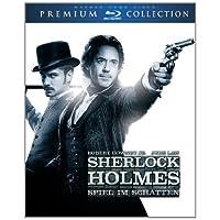 Sherlock Holmes: Spiel im Schatten (Premium Collection) [Blu-ray]