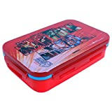 Marvel Avengers Lunch Box, Multi Color