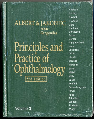 Principles and Practice of Ophthalmology