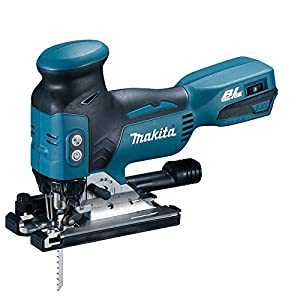 Makita DJV181Z power jigsaws 2,6 kg 3500 spm – Sierra eléctrica (Batería, 18 V, 2,6 kg, 77 mm, 298 mm, 189 mm)